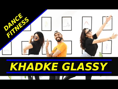 Khadke Glassy - Jabariya Jodi | Bollywood Dance Workout | FITNESS DANCE With RAHUL