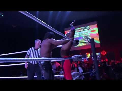 D'Mone Solavino vs Orion Taylor Styles Championship