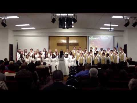 Weimar Academy Choir-My Jesus, I love Thee