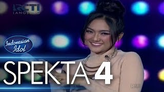 Download Video MARION - SIAPKAH KAU 'TUK JATUH CINTA LAGI (HIVI!) - Spekta Show Top 11 - Indonesian Idol 2018 MP3 3GP MP4