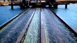 Коринфский канал .Подводный мост.(Коринфский канал .Подводный мост., 2013-06-10T17:01:44.000Z)