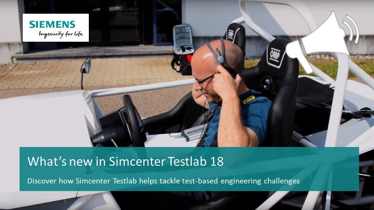 Simcenter Testlab