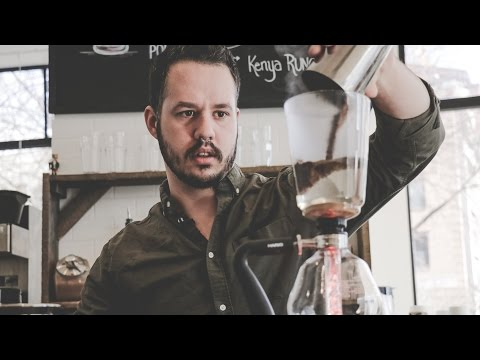 Why Being A Coffee Barista Is The Best Job | #GRINDITOUT