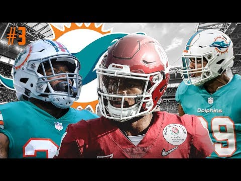 Rebuilding the Miami Dolphins 2019 Roster Part 3