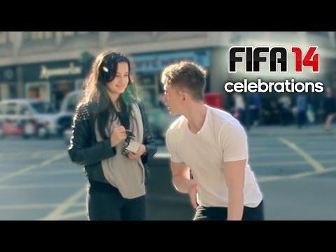 Public FIFA Celebrations