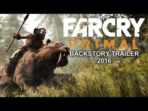 Far Cry Primal  - Backstory Trailer (2016)