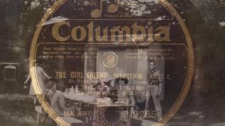 The Girl Friend Selection - Al Starita's Kit-Cat Band - Columbia 9265