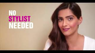 Can you colour your hair at home ft Sonam Kapoor | Makeup Tutorial | Creative Ads