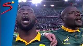 Nkosi Sikelel' iAfrika - South Africa vs France, 2nd test