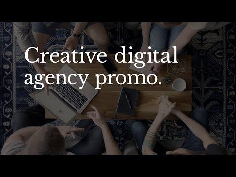 SQUAR - Creative Digital Agency Promo Video