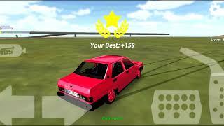 Tofaş Şahin İle Drift Yapma Oyunu Oyna - Şahin Modifiye ve Drift 3D Android Gameplay HD