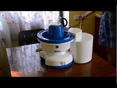 Как мыть соковыжималку нептун
