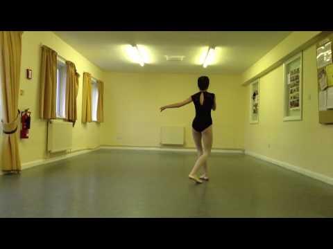 Grade 4 Ballet Ports de Bras
