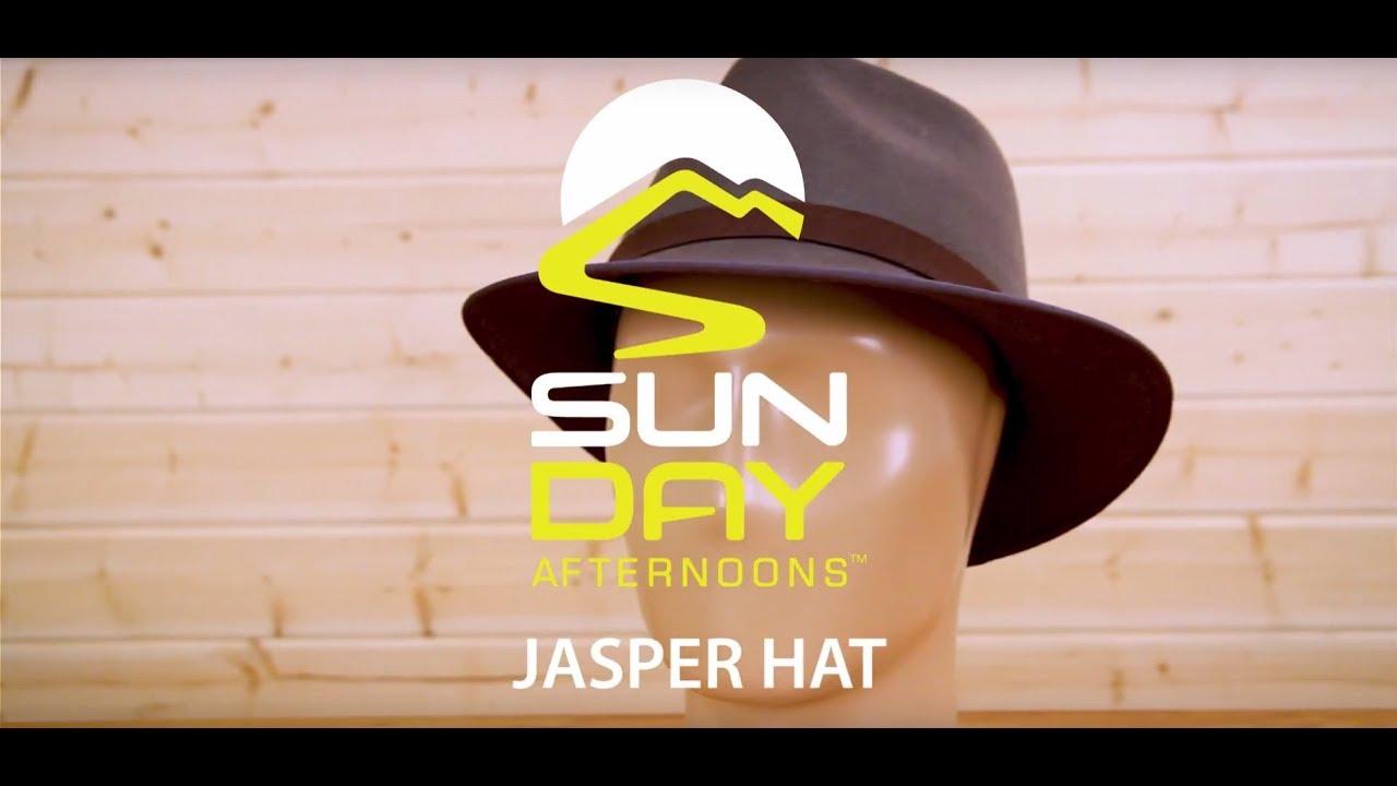 6782f7e574c Jasper Hat - YouTube