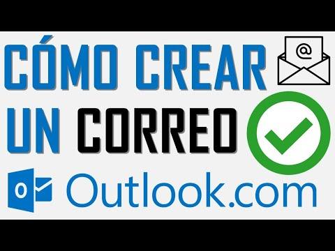 CÓMO CREAR UNA CUENTA DE HOTMAIL (CORREO ELECTRÓNICO) (OUTLOOK) | UskoKruM2010