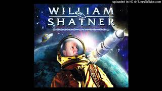 William Shatner Featuring Ian Paice, Johnny Winter - Space Trucking