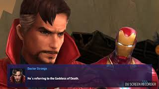 Фото MARVEL Future Fight F NAL EP C Avengers C NEMAT C BATTLE PART 3 The Final Battle