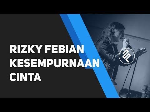 Kesempurnaan Cinta - Rizky Febian (Karaoke Piano Instrumental with CHORD TUTORIAL)