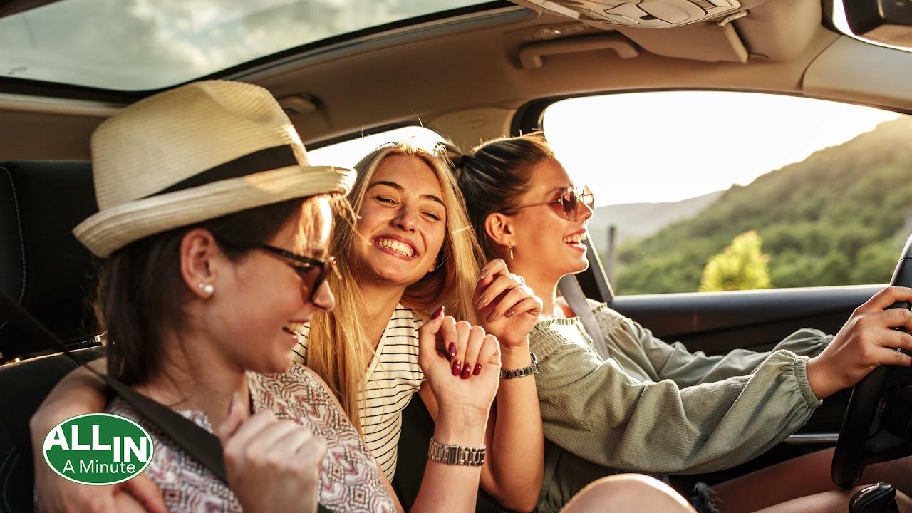 Summer Safety Series #1: Teen Driving