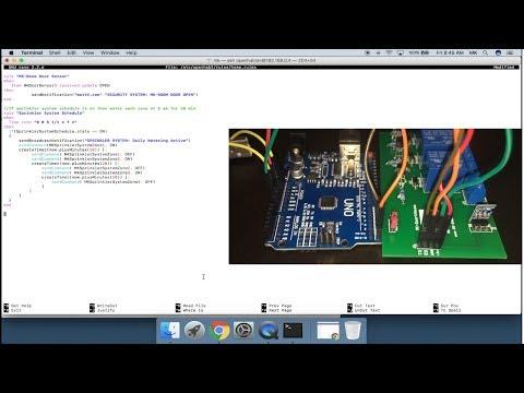 Complete Guide Sprinkler System MQTT OpenHAB ESP8266 : Software