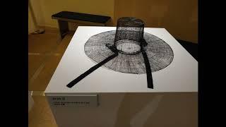 사나고 3D펜 작품 전시회