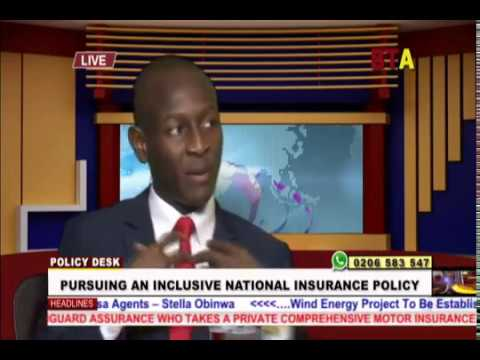 POLICY DESK: Pursuing An Inclusive Insurance Policy In Ghana