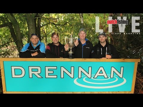Match Fishing Live 13 - Drennan KO Cup Special