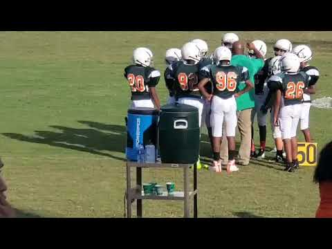 Stockbridge Middle School Football - 08-28-19