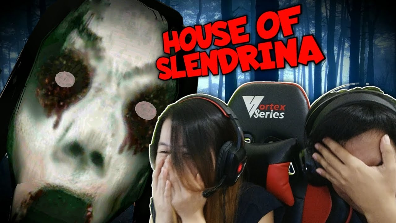 MELAWAN MANTAN PACAR ACI GAMESPOT || HOUSE OF SLENDRINA