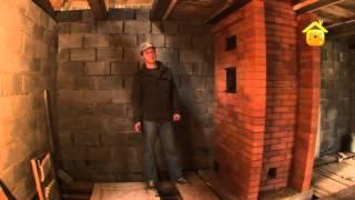 Банная печь(В обычных банных печах камни внутри, а печка снаружи. В печах-сетках все наоборот: печка внутри, а камни снар..., 2014-04-02T10:13:58.000Z)