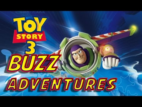 disney 39 s toy story 3 buzz lightyear adventures all levels ps2 psp youtube