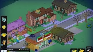 The Simpsons: Tapped Out - Gameplay Video 2