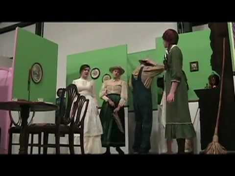 "Applewood Christian School theater: ""Anne of Green Gables"""