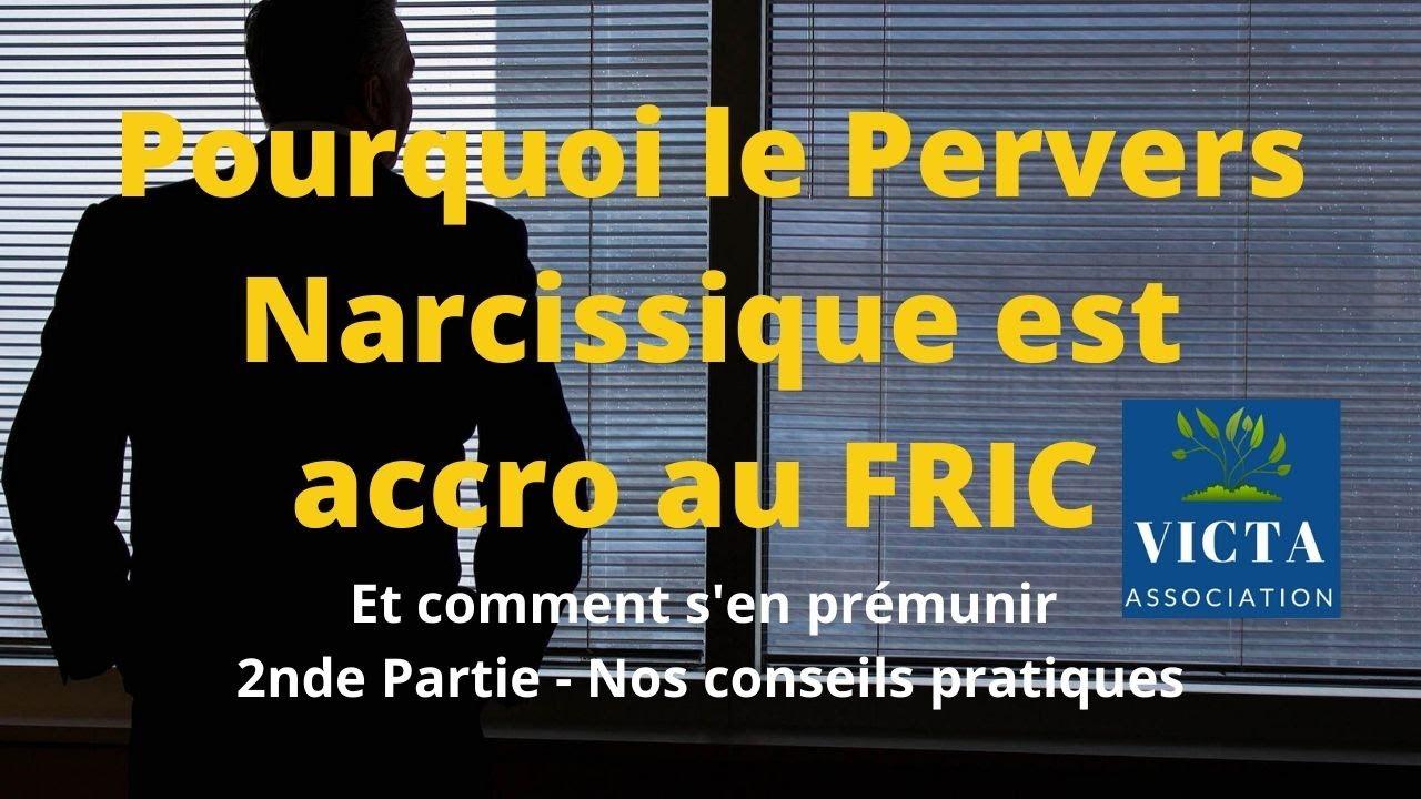 Vidéo : pourquoi le Pervers narcissique est accro à l'argent et comment s'en prémunir.