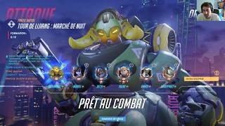 Overwatch Fr : Quick Play [Orisa]  :)