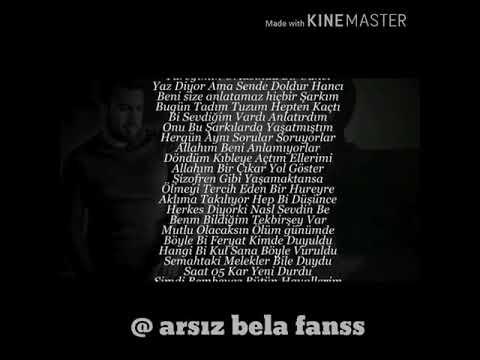 Arsız Bela -Asi Styla( kolay değil ayrılık)  2017
