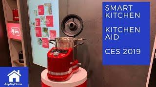 CES 2019 KitchenAid Cook Processor Connect