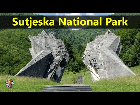 Best Tourist Attractions Places To Travel In Bosnia and Herzegovina | Sutjeska National Park Spot