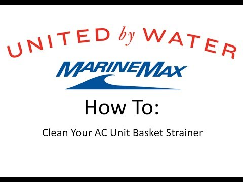 Quick Tips: How To Clean Your AC Unit Basket Strainer