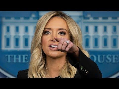 New White House Press Secretary CALLS OUT the News Media's Hypocrisy on Coronavirus Reaction