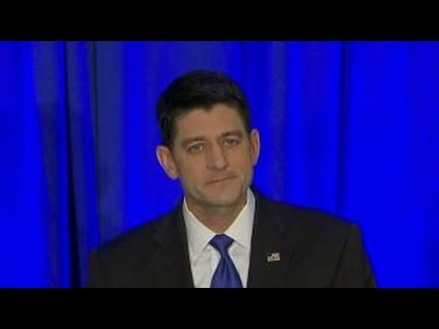 Paul Ryan: This is the most incredible political feat in my lifetime