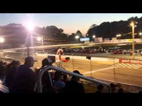 Poust langley speedway