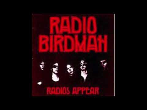 Radio Birdman  –  Radios Appear  (FULL ALBUM 1977)