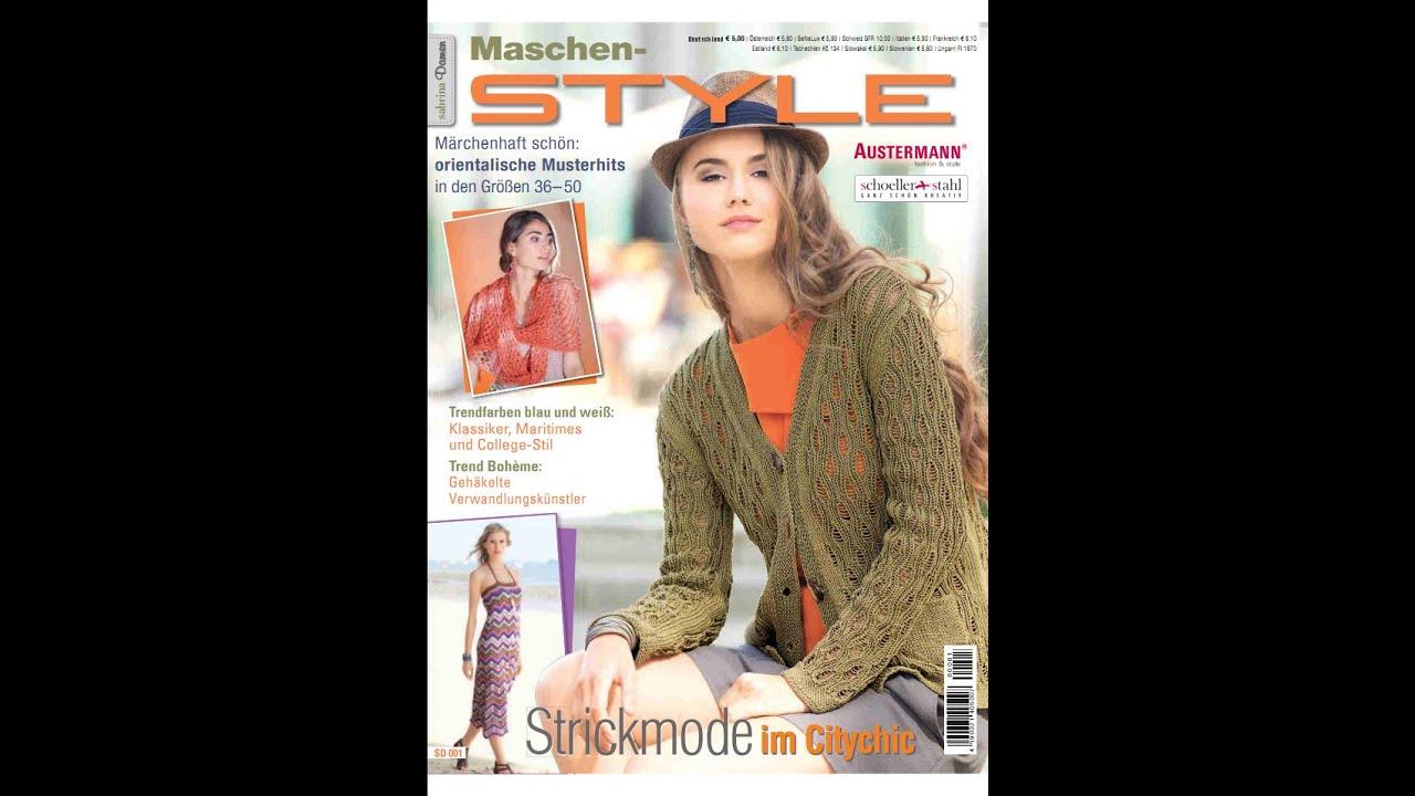 Maschen Style 01 16 Youtube