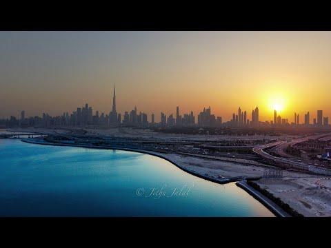 Dubai Creek Cinematic View | Mavic Mini | Dubai
