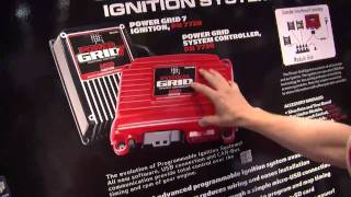 2010 SEMA V8TV Video Coverage: MSD Ignition New Digital 6A & 6AL & Power Grid Ignition