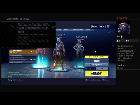 Fortnite gameplay with (RYAN,Jack and Digy)