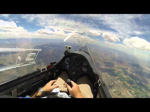 Glider 500km O&R State Record Attempt From Nephi