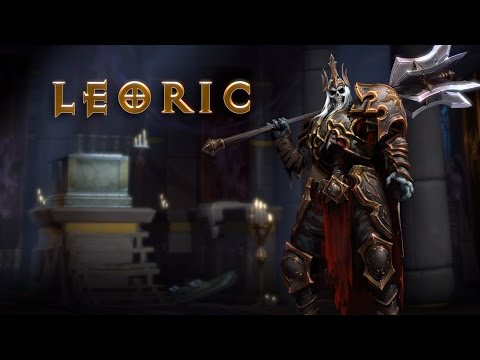 King skeltal arrives at nexus to kill fuccbois - Heroes of the storm space lord leoric ...