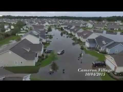 Cameron Village Flood Myrtle Beach South Carolina